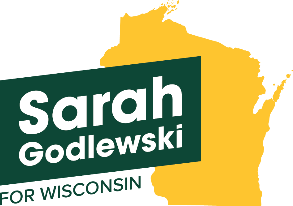Sarah Godlewski for Wisconsin